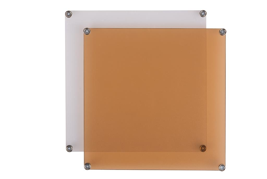 LED Dauerlicht DLP-1000 Bi-Color 2er Set