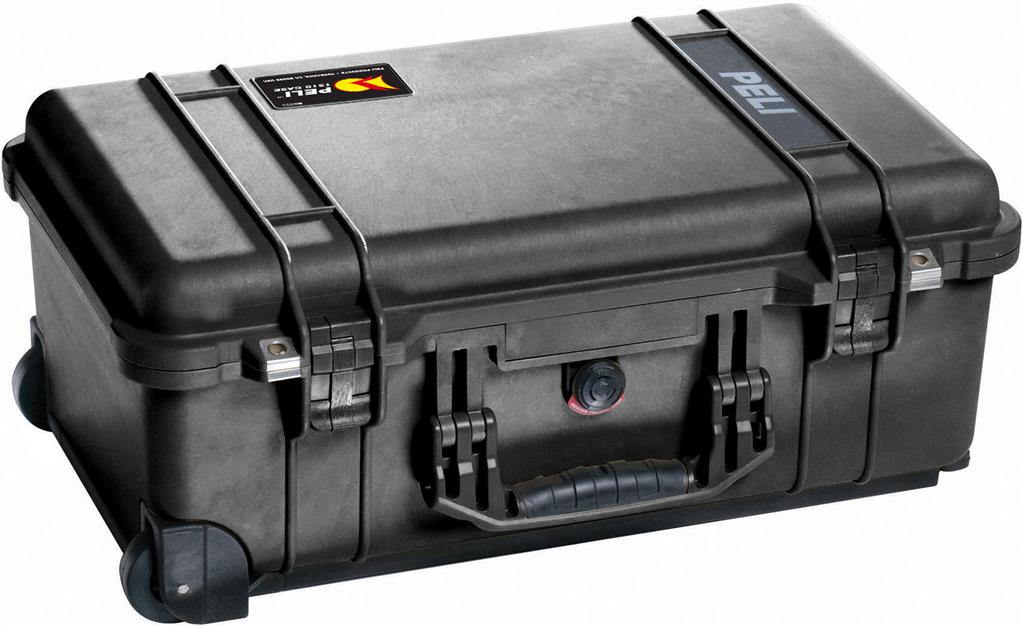 Case 1510 with Foam, black