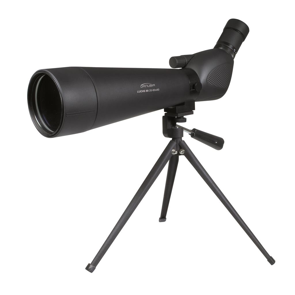 Zoom Spotting Scope Luchs 80 20-60x80 w/table pod
