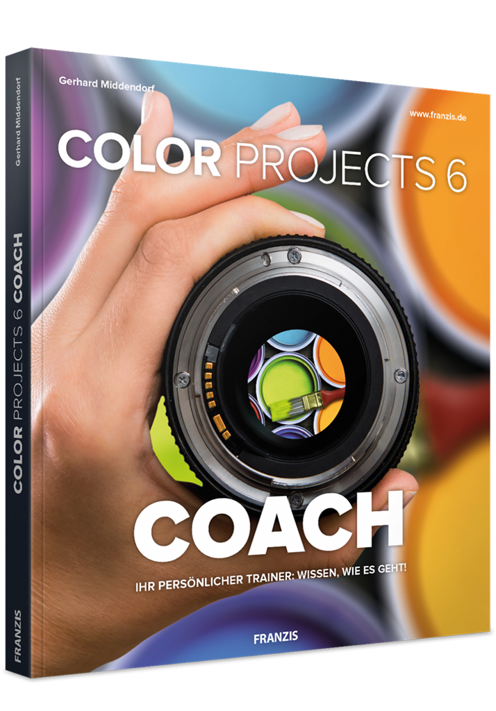 Fachbuch Color Projects Coach