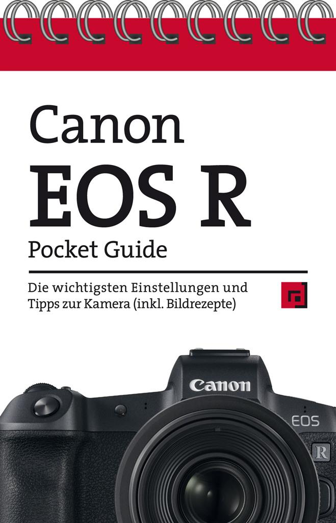 Kamerabuch Pocket Guide Canon EOS R