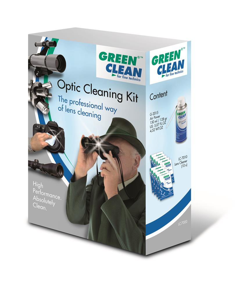 Optik Cleaning Kit