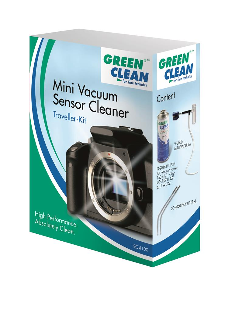 Sensor Cleaning Traveller Kit