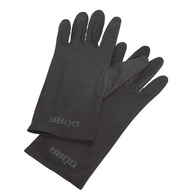 Microfiber Gloves (1 pair)  size M (7/8) black