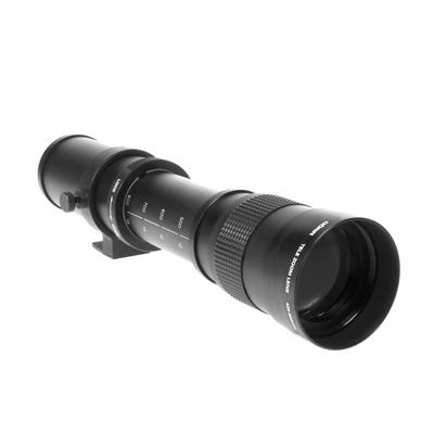 Telephoto Zoom Lens  F8,3/420-800mm T2