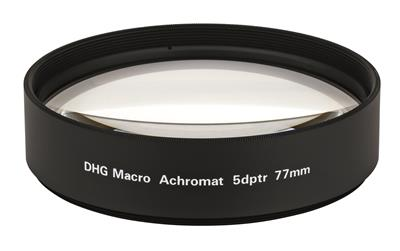 Achromatic Close-up Lens  5 dioptres 77 mm