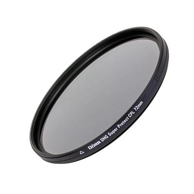 DHG Super Circular Polarizing Filter 72 mm