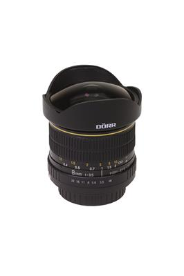 Fisheye Lens 8mm F/3,5 for Sony