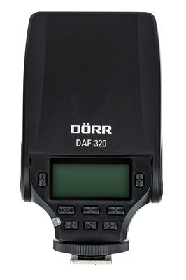 DAF-320 TTL Flash for Fuji