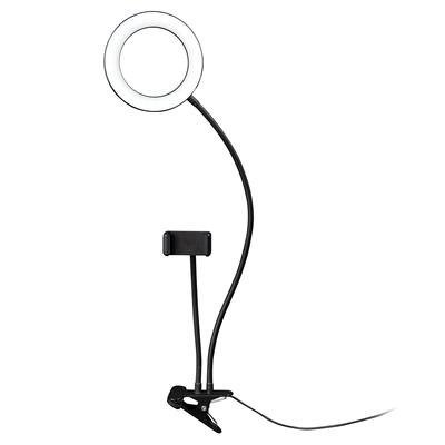 LED Selfie Ringlicht SLR-16 Bi-Color
