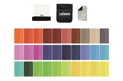 Colour Foil Kit CFK-30 for camera flashes