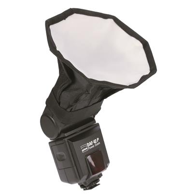 Mini Octagon Softbox for Speedlights