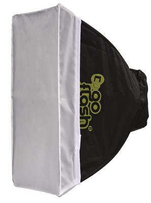 Go Flash Softbox white