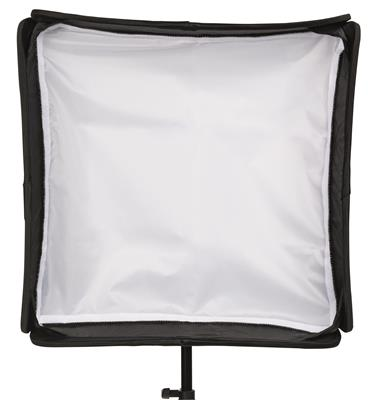 Square Softbox Kit 40x40 für Systemblitze