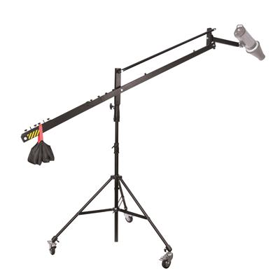 FD2 Mobile Light Stand with Boom