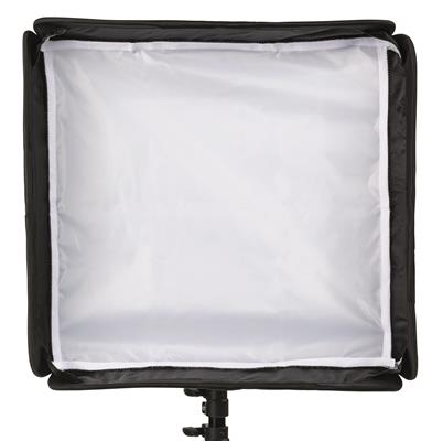 Square Softbox Kit SBK-40S 40x40cm for flashes