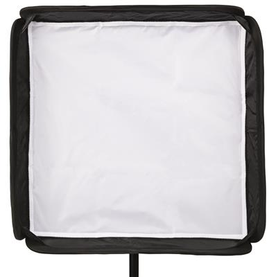 Square Softbox Kit SBK-50S 50x50cm for flashes