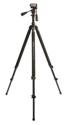 Pro Black 3 XL Photo & Video Tripod w/case