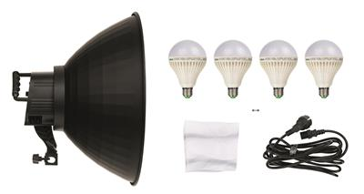 DL-400 Continuous Light with 4x10W LED single