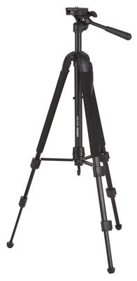 Photo & Video Tripod with Monopod HDV-606