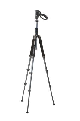Cybrit Tripod Mini 4-OH steel grey