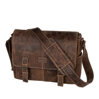 Leder Fototasche Kapstadt medium vintage brown
