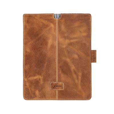 Leather Tablet Sleeve Kapstadt small cognac