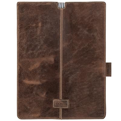 Leder Tablet Hülle Kapstadt large vintage brown