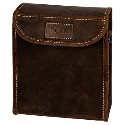 Leather BinocularCase Kapstadt small vintage brown