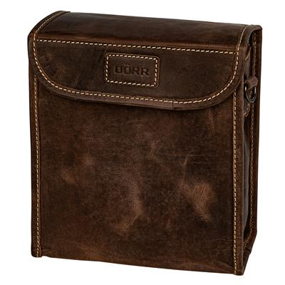 Leather BinocularCase Kapstadt large vintage brown