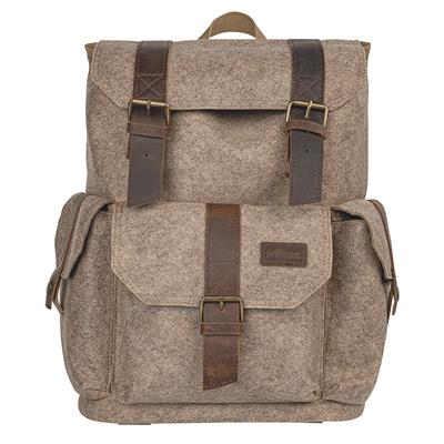 Ranger Photo & Outdoor Backpack small brown