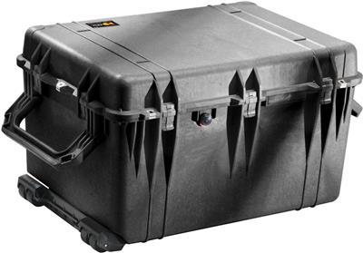 Case 1660 with Foam, black
