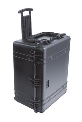 Case 1634 with Dividers, black