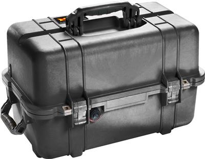 tool Case Mod. 1460 with compartments, black