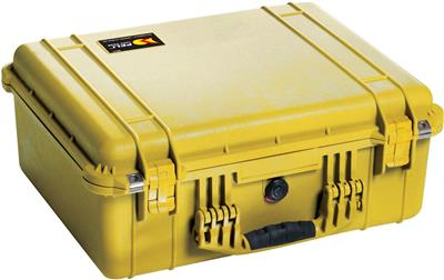 Case 1550 yellow without foam