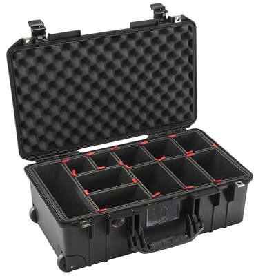 Air Mod. 1535 black w/ Trekpak divider set