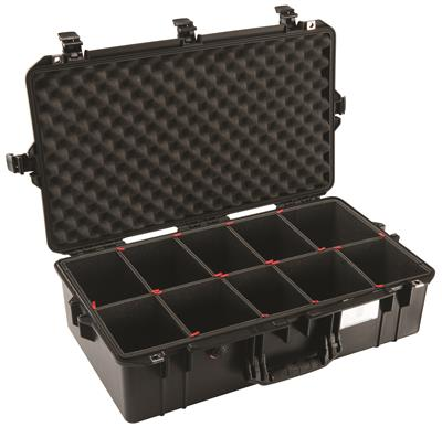 Air Mod. 1605 black w/ Trekpak divider set
