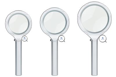 LED Magnifier DL-6