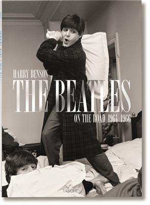 Fachbuch Harry Benson The Beatles