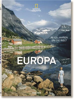 Fachbuch National Geographic Europa