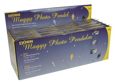 Maggy Photo Pendular Hearts Display (24 pieces)