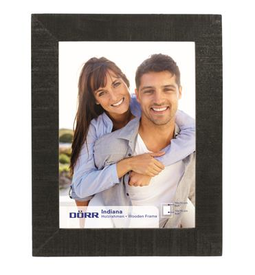 Indiana wooden frame 15x20 black