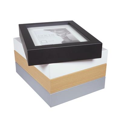 Bloc Wooden Frame  13x18 silver
