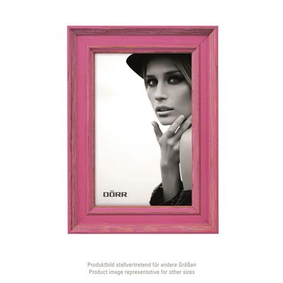 Blossom Wooden Frame 15x20 pink