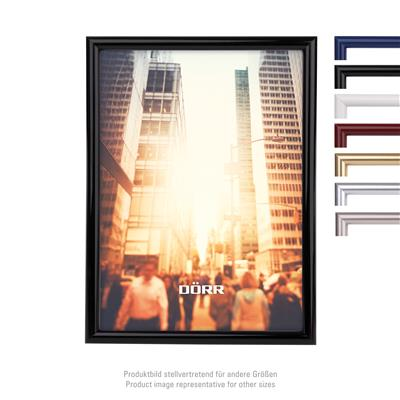 New York Plastic Frame 50x70 black
