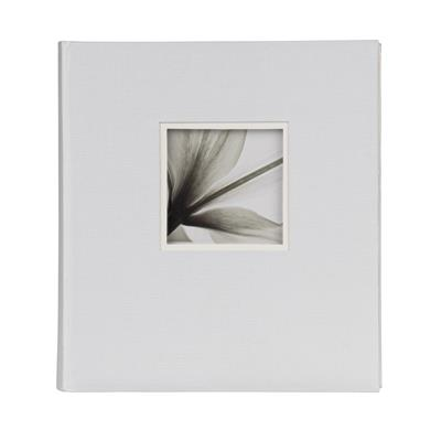 Jumbo Album 600 UniTex 29x32 cm white