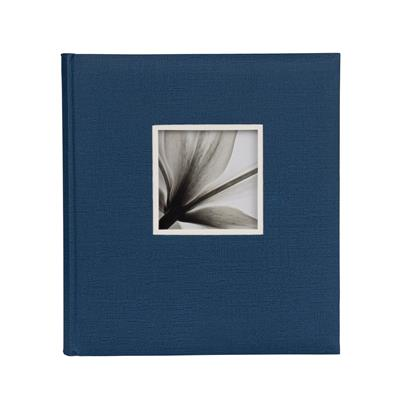 Jumbo Album 600 UniTex 29x32 cm blue
