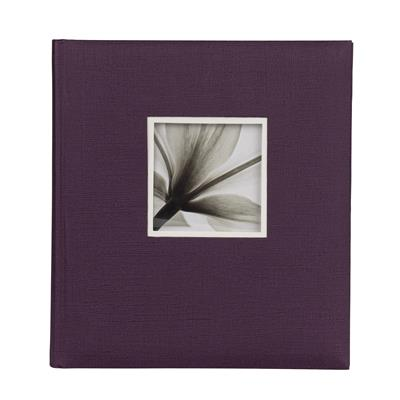 Jumbo Album 600 UniTex 29x32 cm purple
