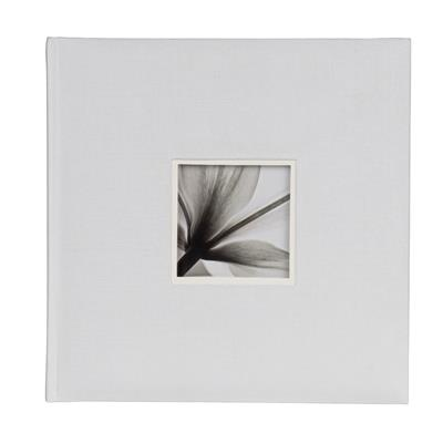 UniTex Book Bound Album 34x34 cm white