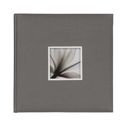 Book Album UniTex 34x34 cm grey